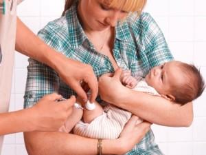 вакцина от дифтерии, коклюша и столбняка