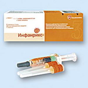 Бесклеточная вакцина для профилактики коклюша
