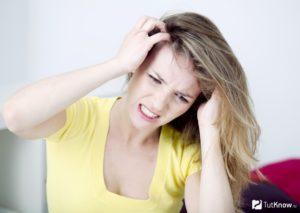 Зуд при экземе - как снять медикаментозними и народними средствами