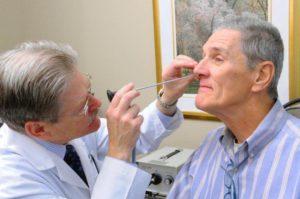Папиллома полости носа - фото, причини, симптоми, лечение