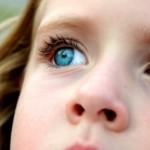 Герпес на глазах у детей