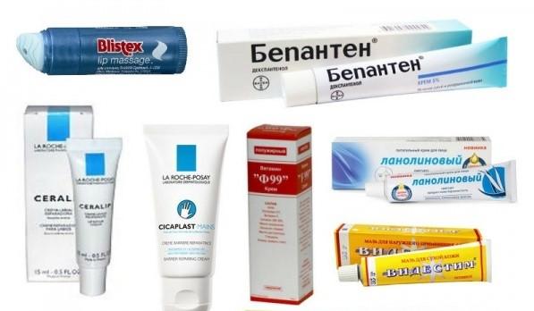 Мази и крема при атопическом дерматите
